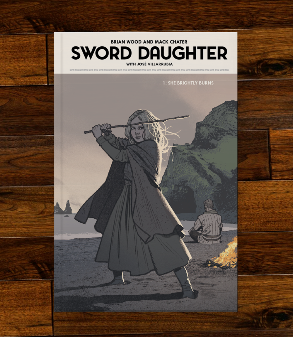 THE  SWORD DAUGHTER  SERIES