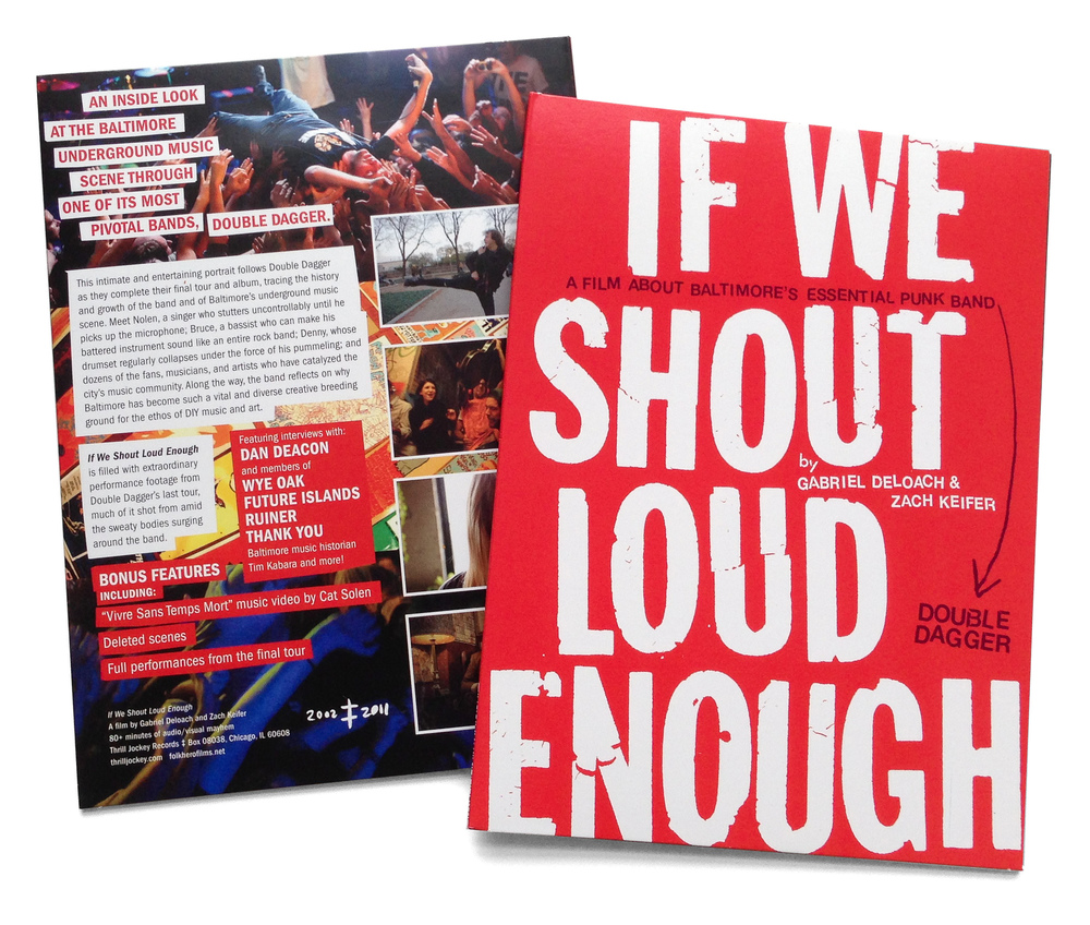 If We Shout Loud Enough (2013)  Feature Documentary