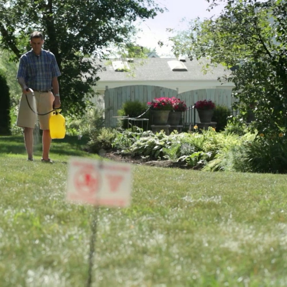 - Lawn Chemicals and water quality