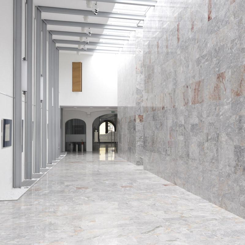 Kristalna dvorana in galerija