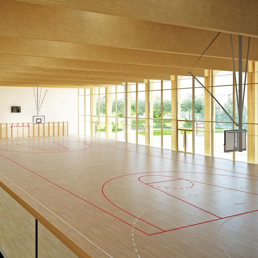 Pasivna športna dvorana Mengeš