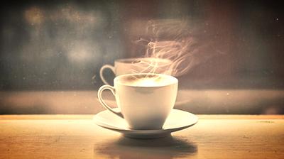Pogovor ob kavi...