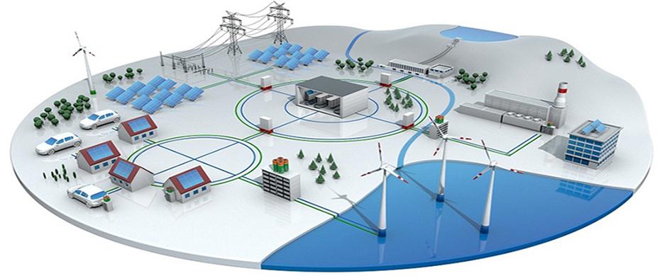 Pametno omrežje (smart grid)