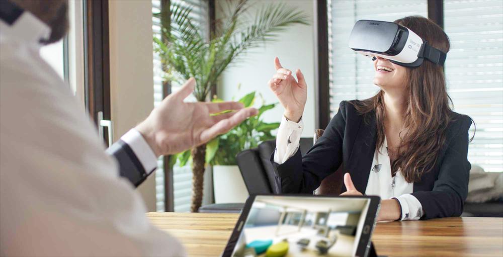Doživite svoj projekt v virtualnem prostoru!