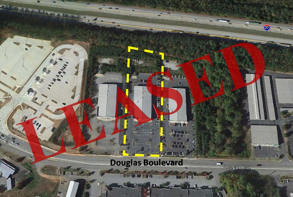 +/- 17,000 Sq. Ft. Dealership building in Douglasville