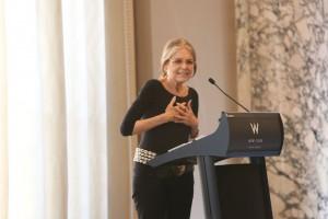 Advancing Women Executives Afternoon Tea With Gloria Steinham