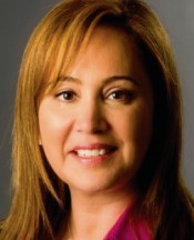 Margita Thompson,    Advancing Women Executives Leader
