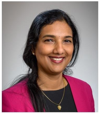 Madhu Narasimhan, Advancing Women Executives Leader.