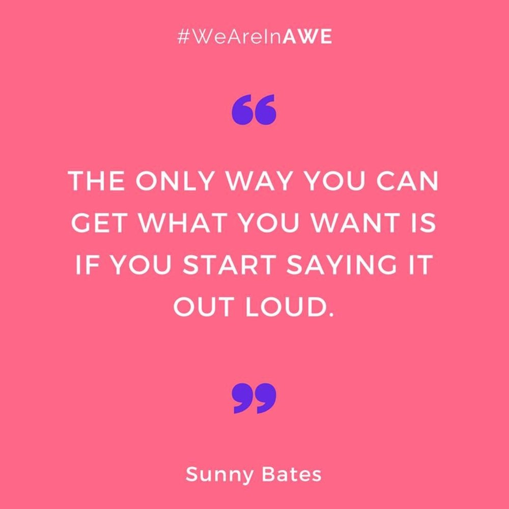 Quote by Sunny Bates