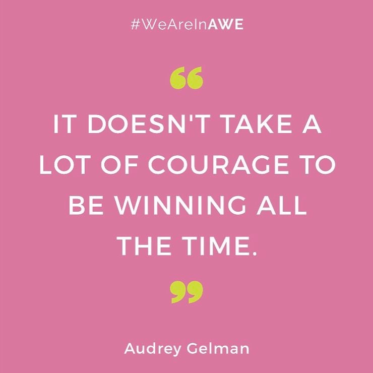 Quote by Audrey Gelman