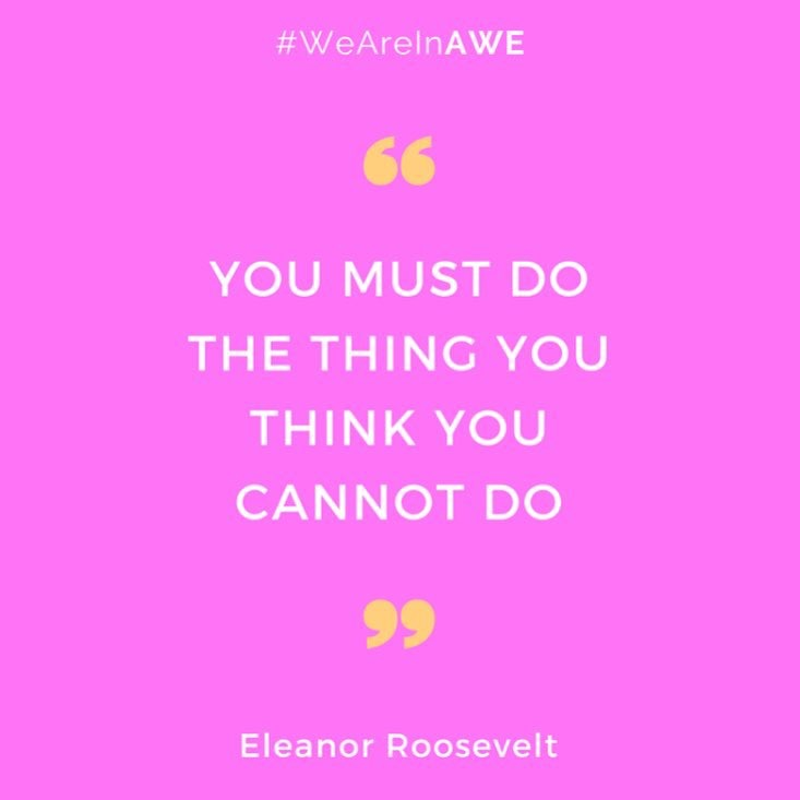 Quote by Eleanor Roosevelt
