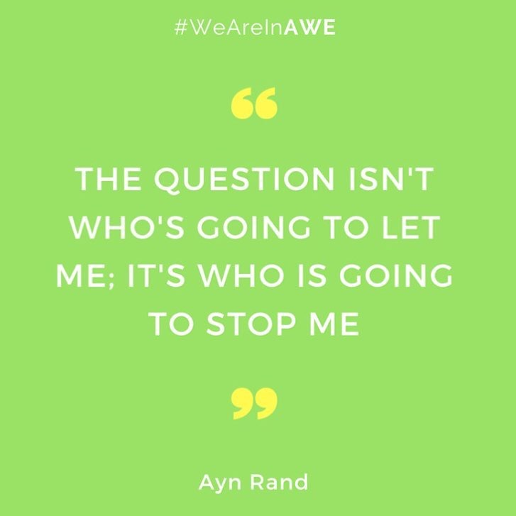 Quote by Ayn Rand