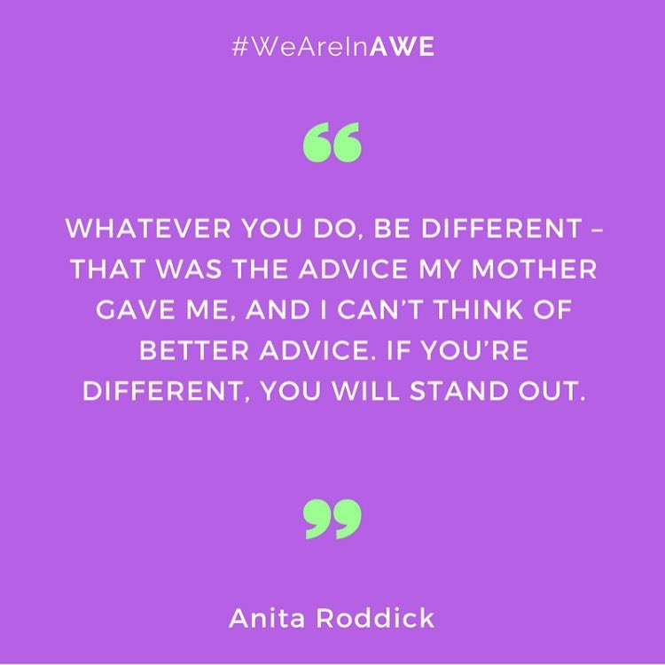 Quote by Anita Roddick