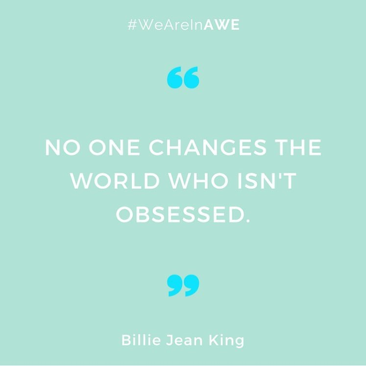 Quote by Billie Jean King