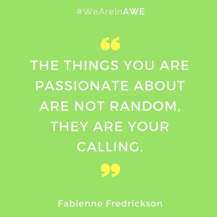 Quote by Fabienne Fredrickson