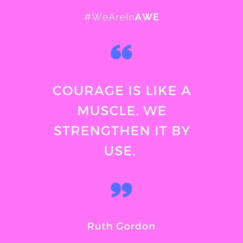 Quote by Ruth Gordon