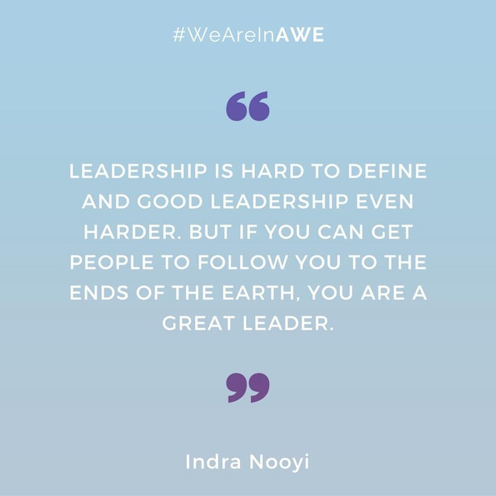 Quote by Indra Nooyi