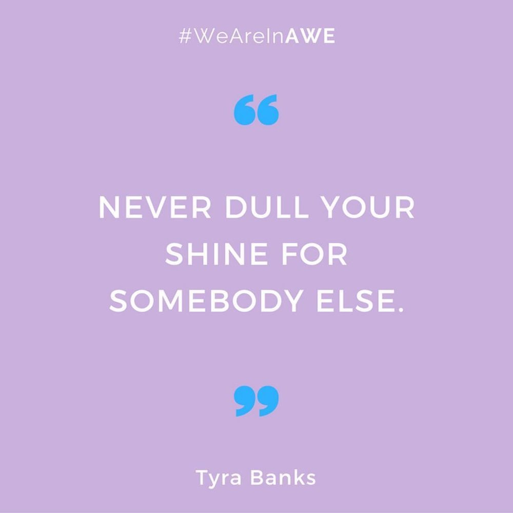 Quote by Tyra Banks