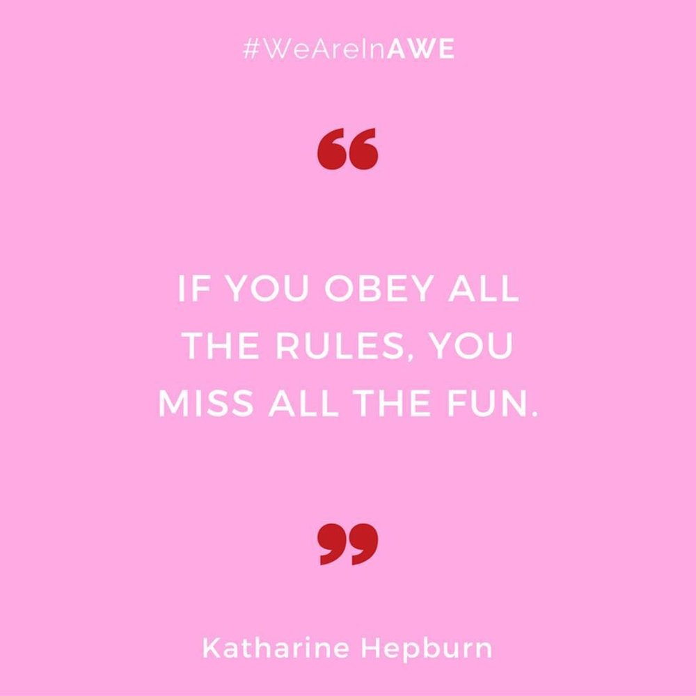 Quote by Katharine Hepburn