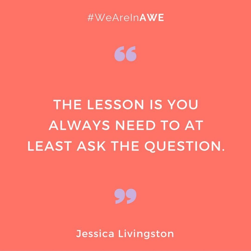 Quote by Jessica Livingston