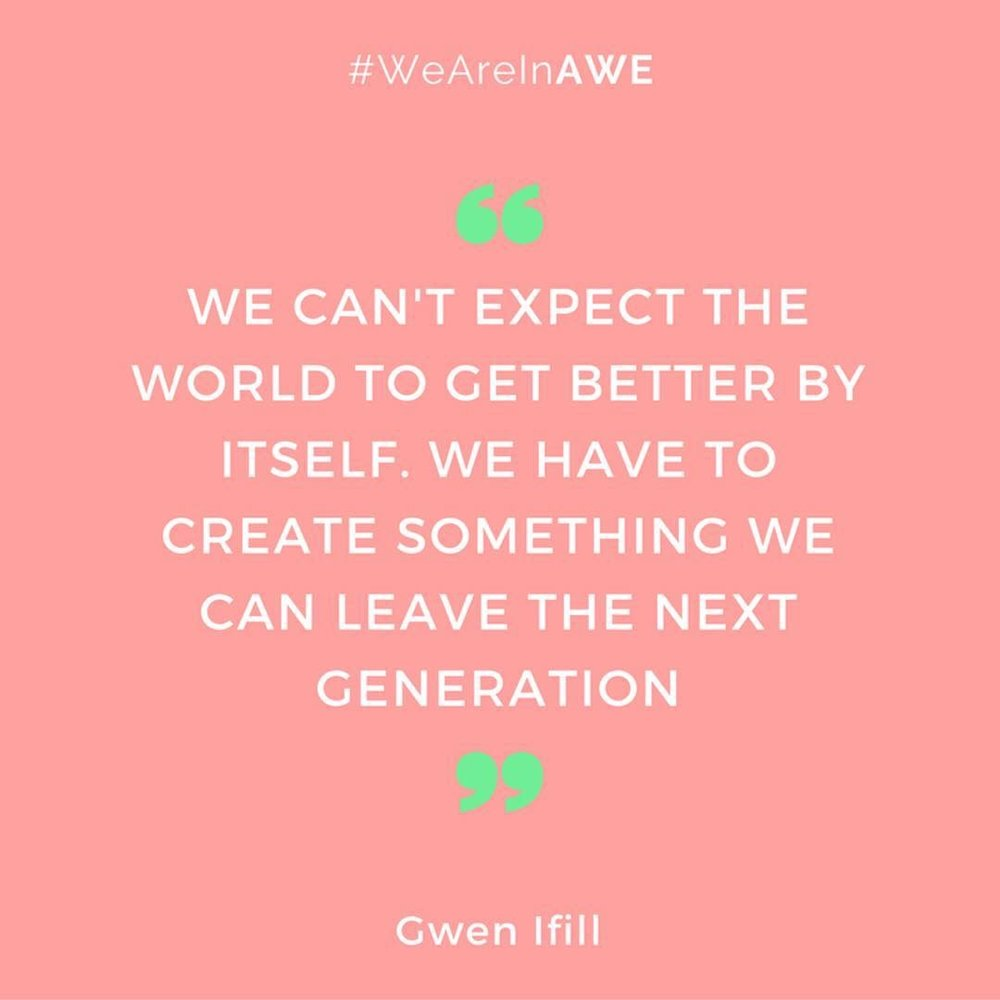 Quote by Gwen Ifill