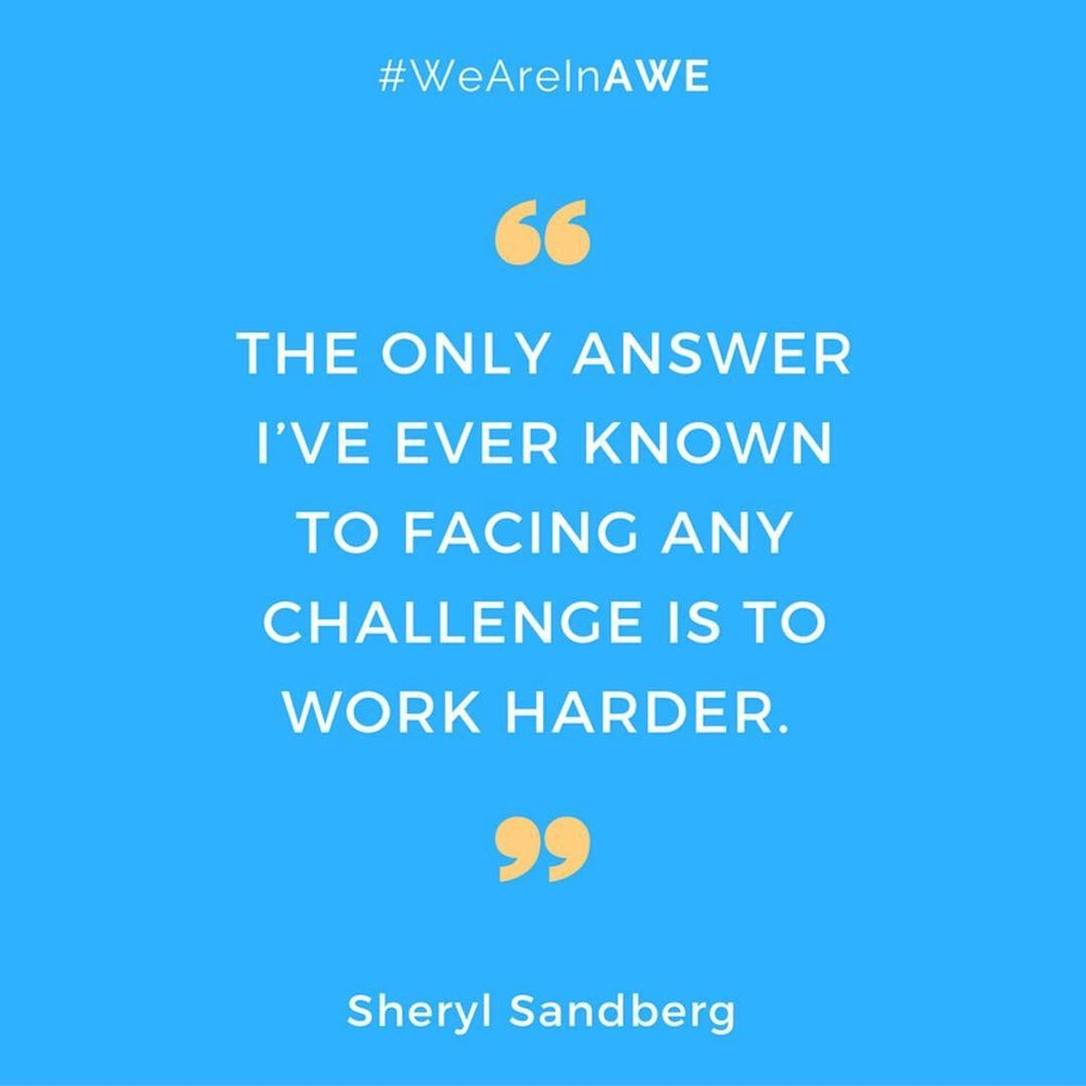 Quote by Sheryl Sandberg