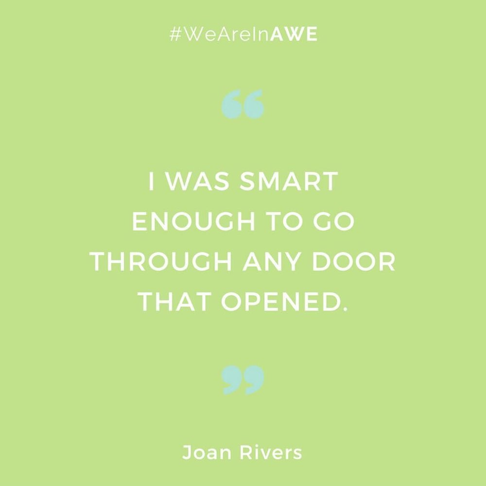 Quote by Joan Rivers