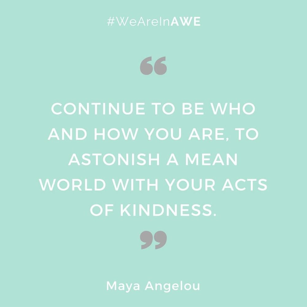 Quote by Maya Angelou