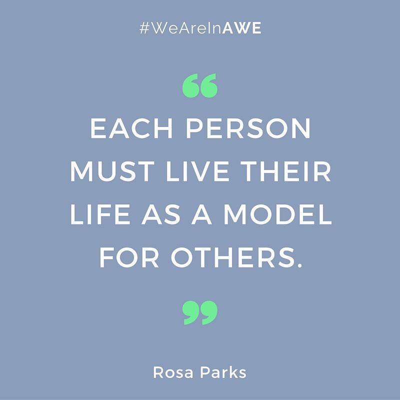 Quote by Rosa Parks