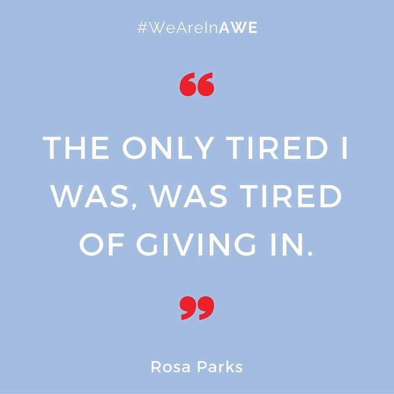 Quotes by Rosa Parks