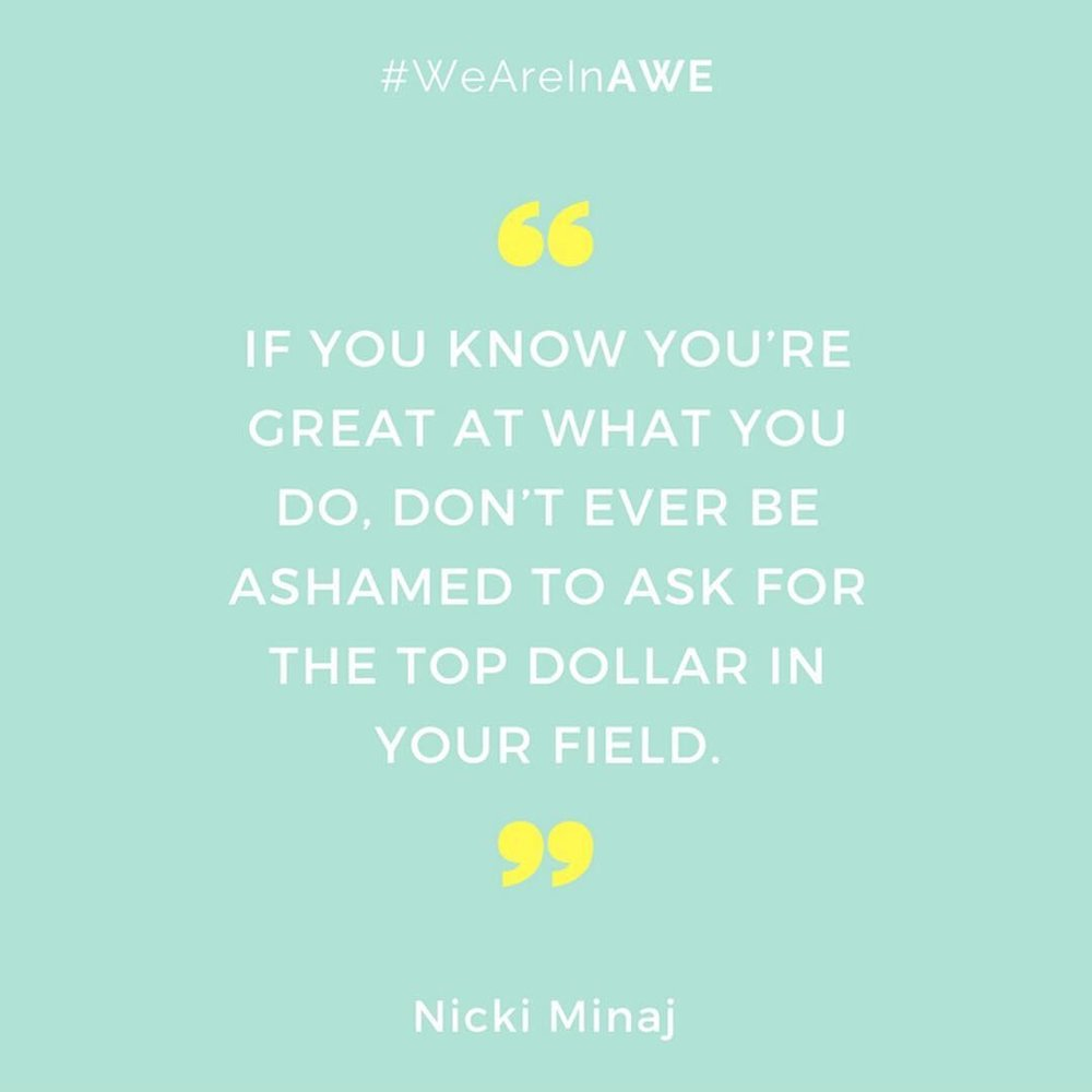 Quote by Nicki Minaj