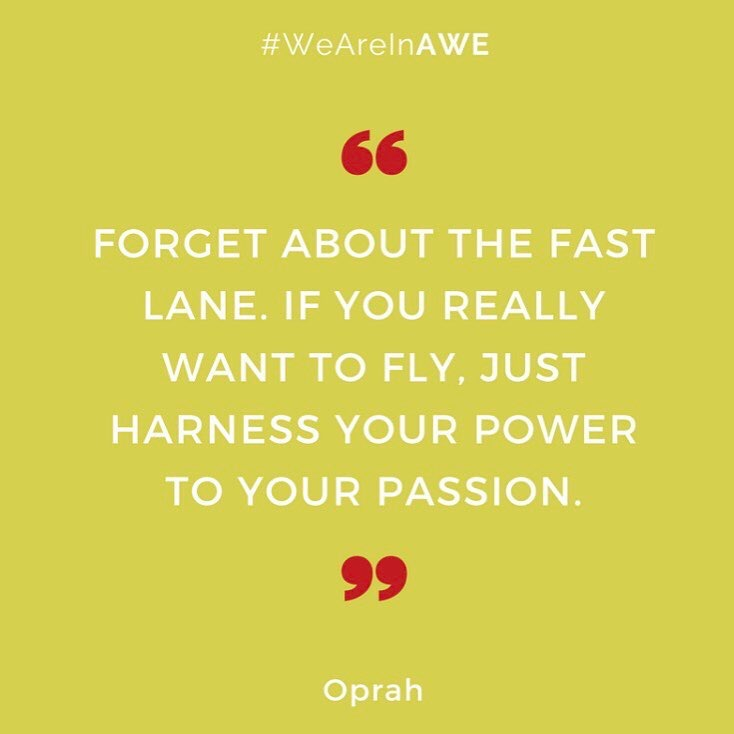 Quote by Oprah