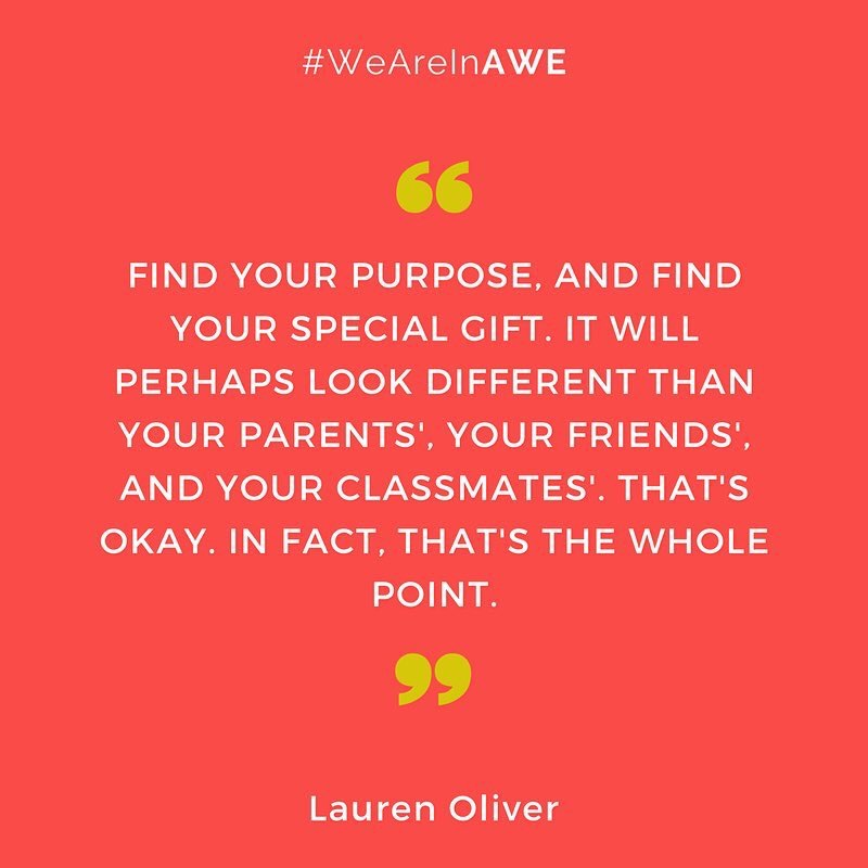 Quote by Lauren Oliver
