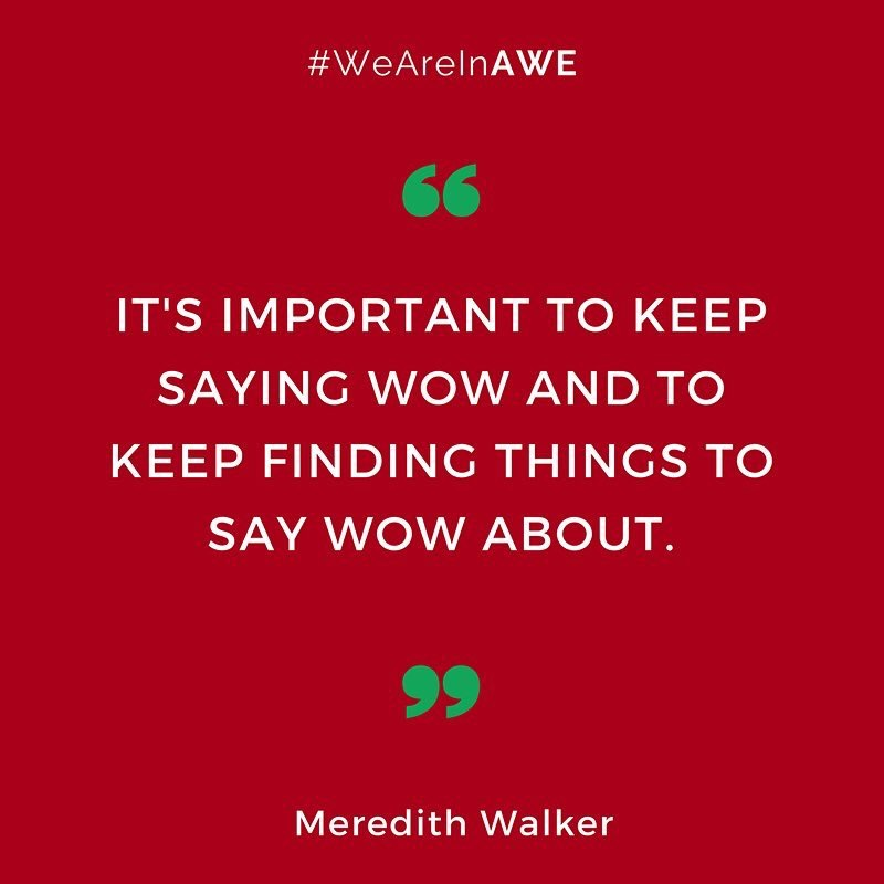 Quote by Meredith Walker