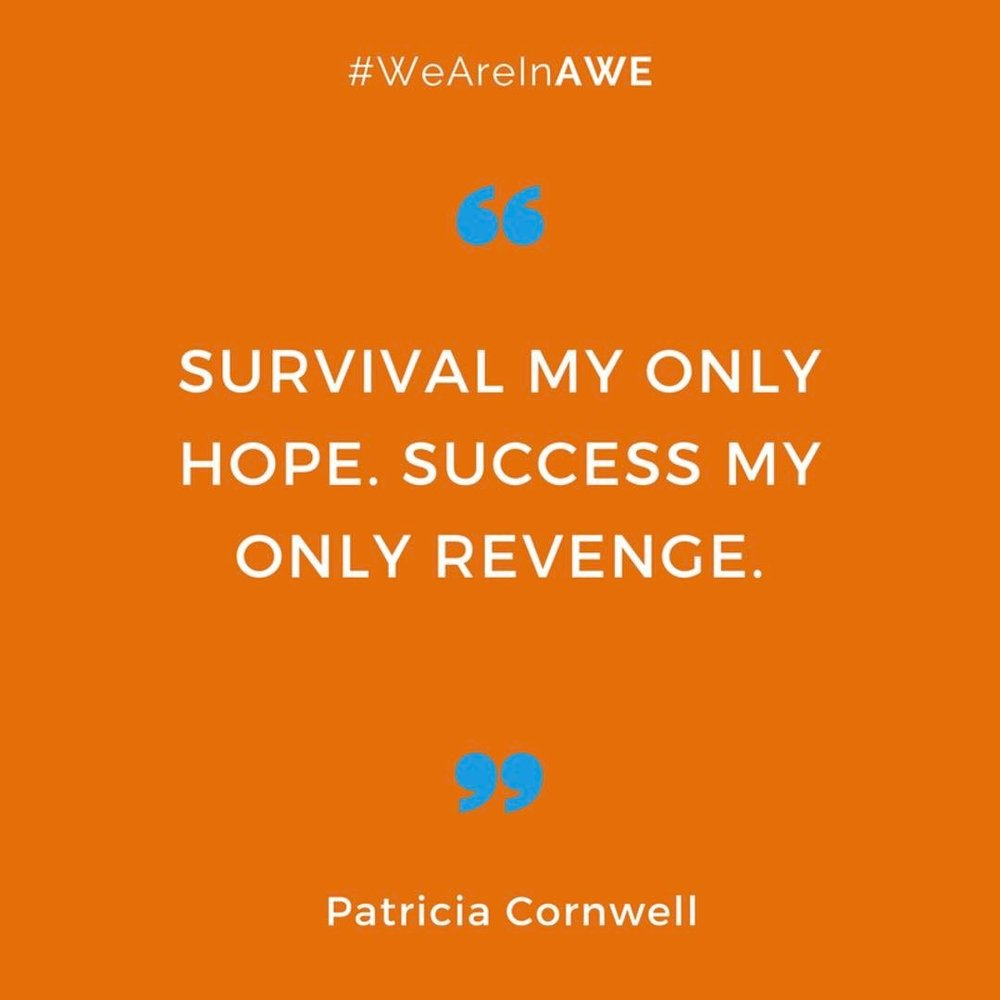 Quote by Patricia Cornwell