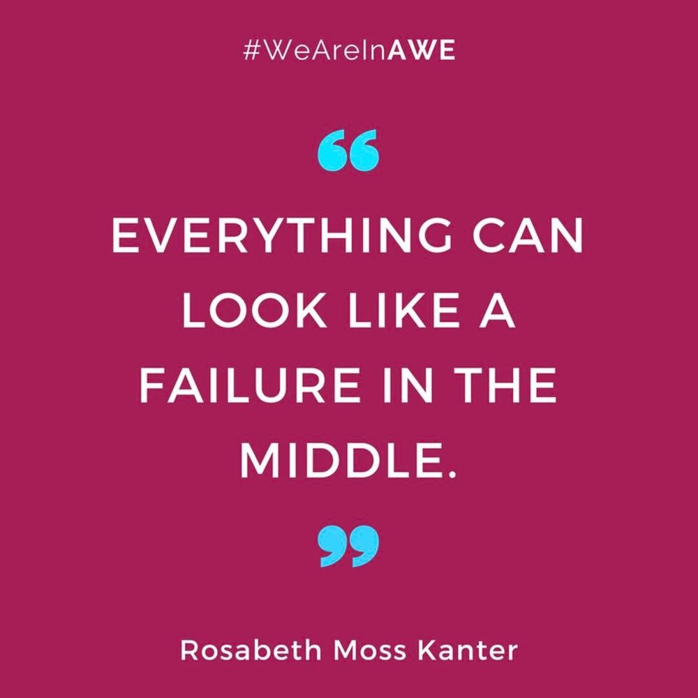 Quote by Rosabeth Moss Kanter