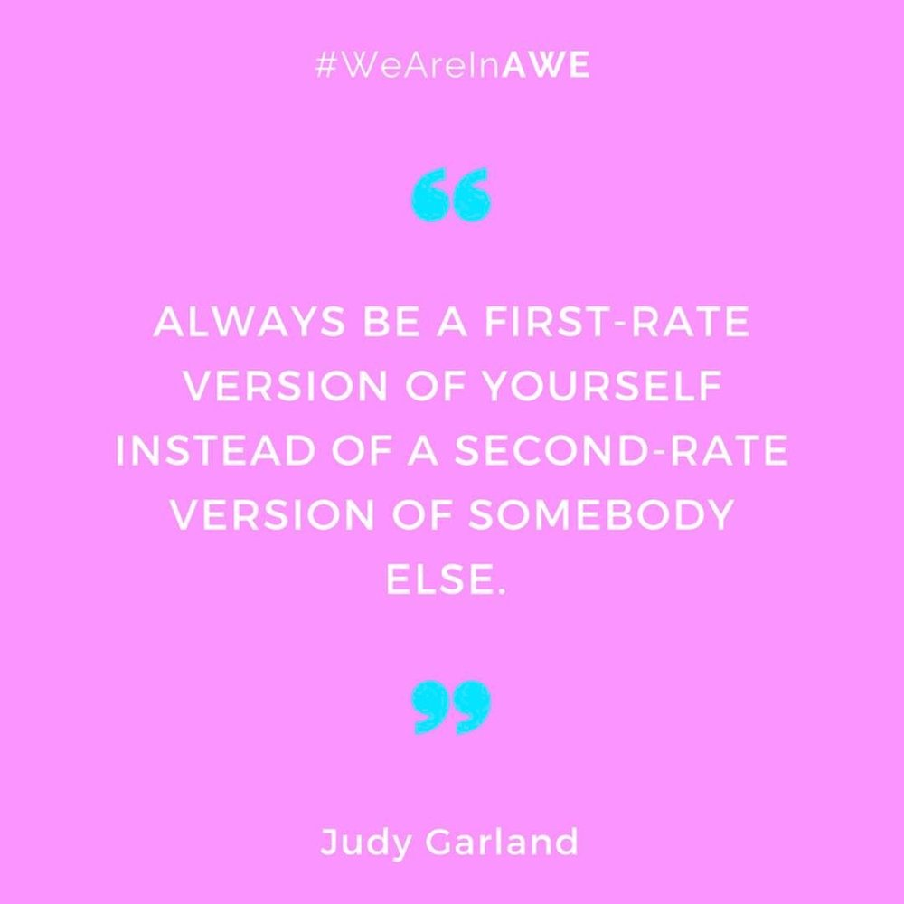 Quote by Judy Garland