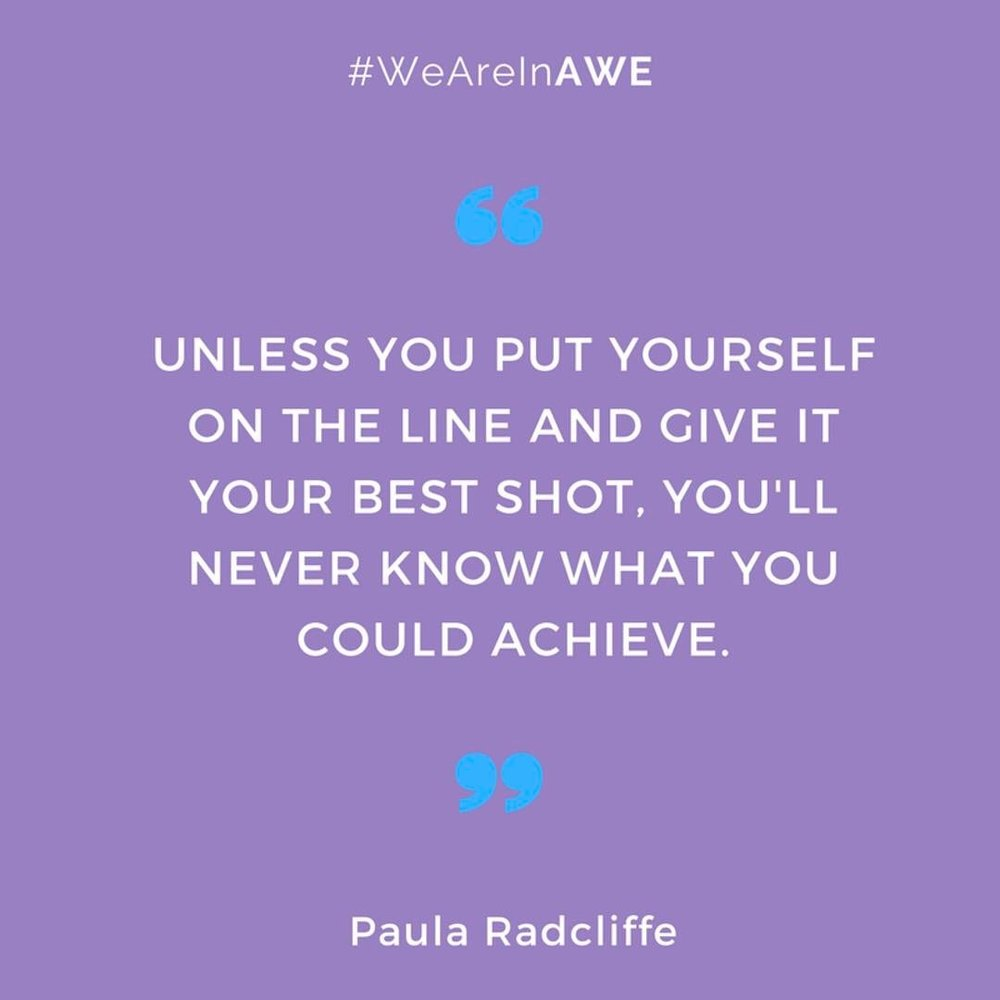 Quote by Paula Radcliffe