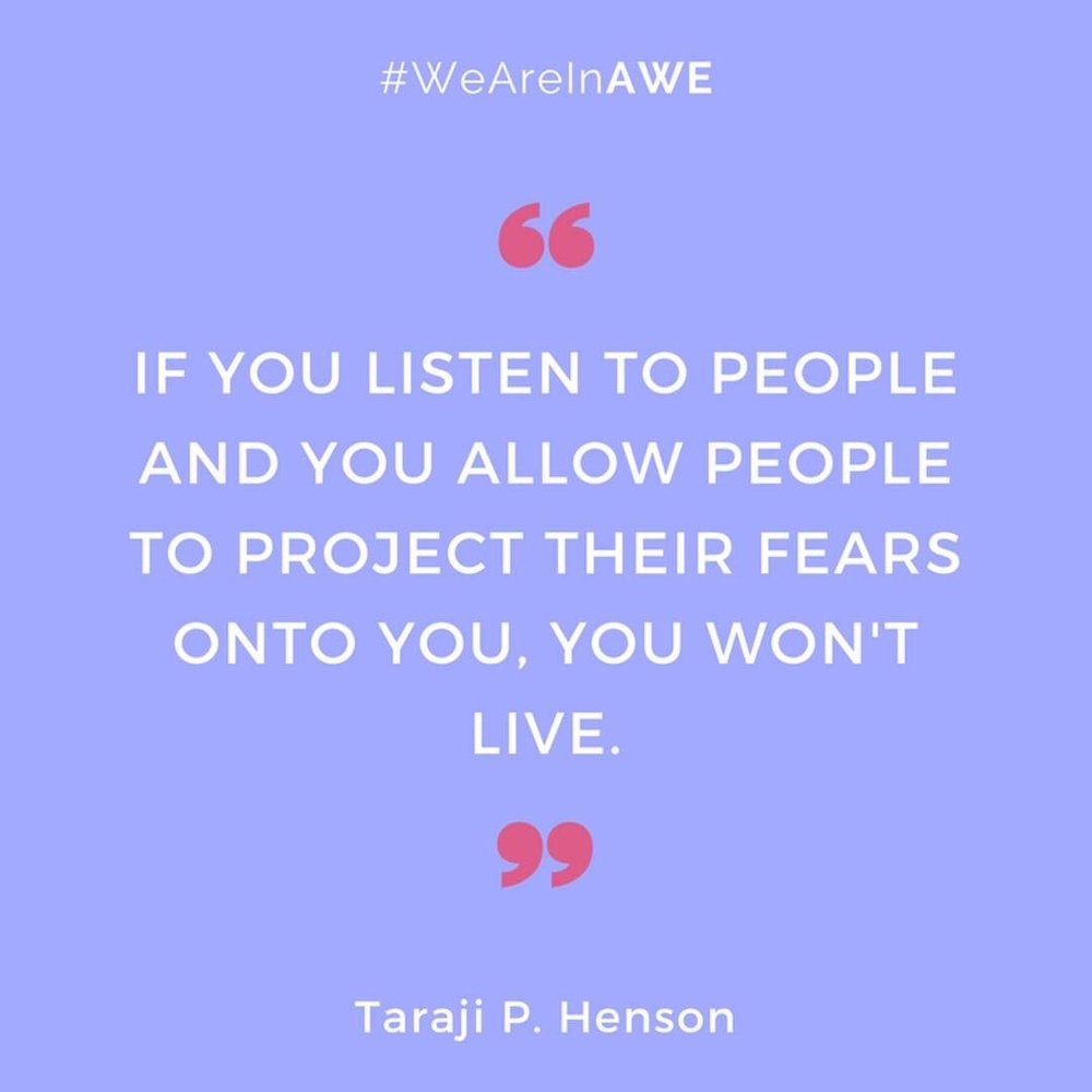 Quote by Taraji P. Henson