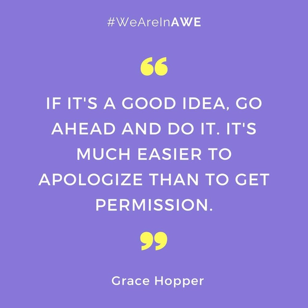 Quote by Grace Hopper