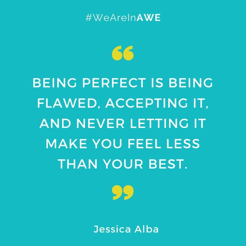 Quote by Jessica Alba