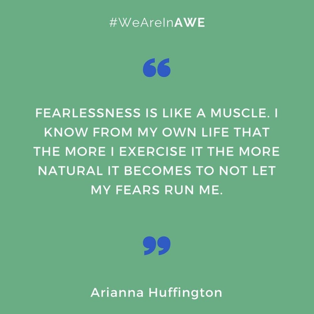Quote by Arianna Huffington