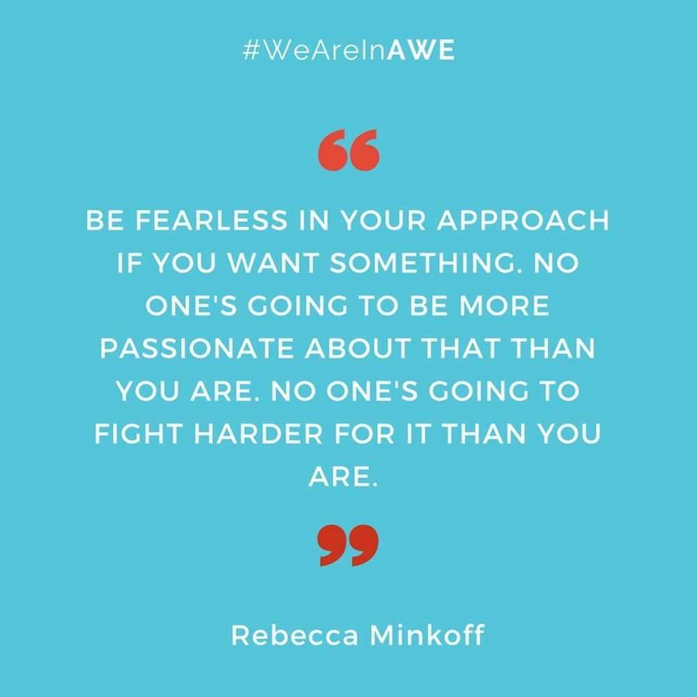 Quote by Rebecca Minkoff