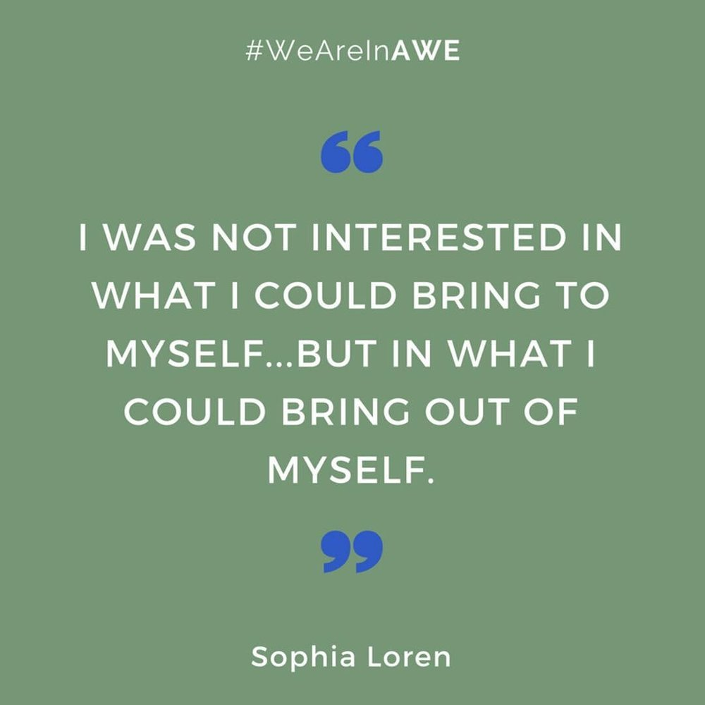 Quote by Sophia Loren