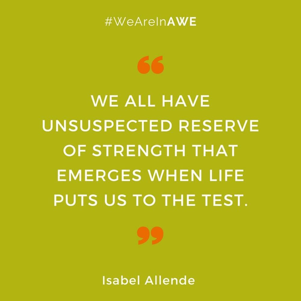 Quote by Isabel Allende