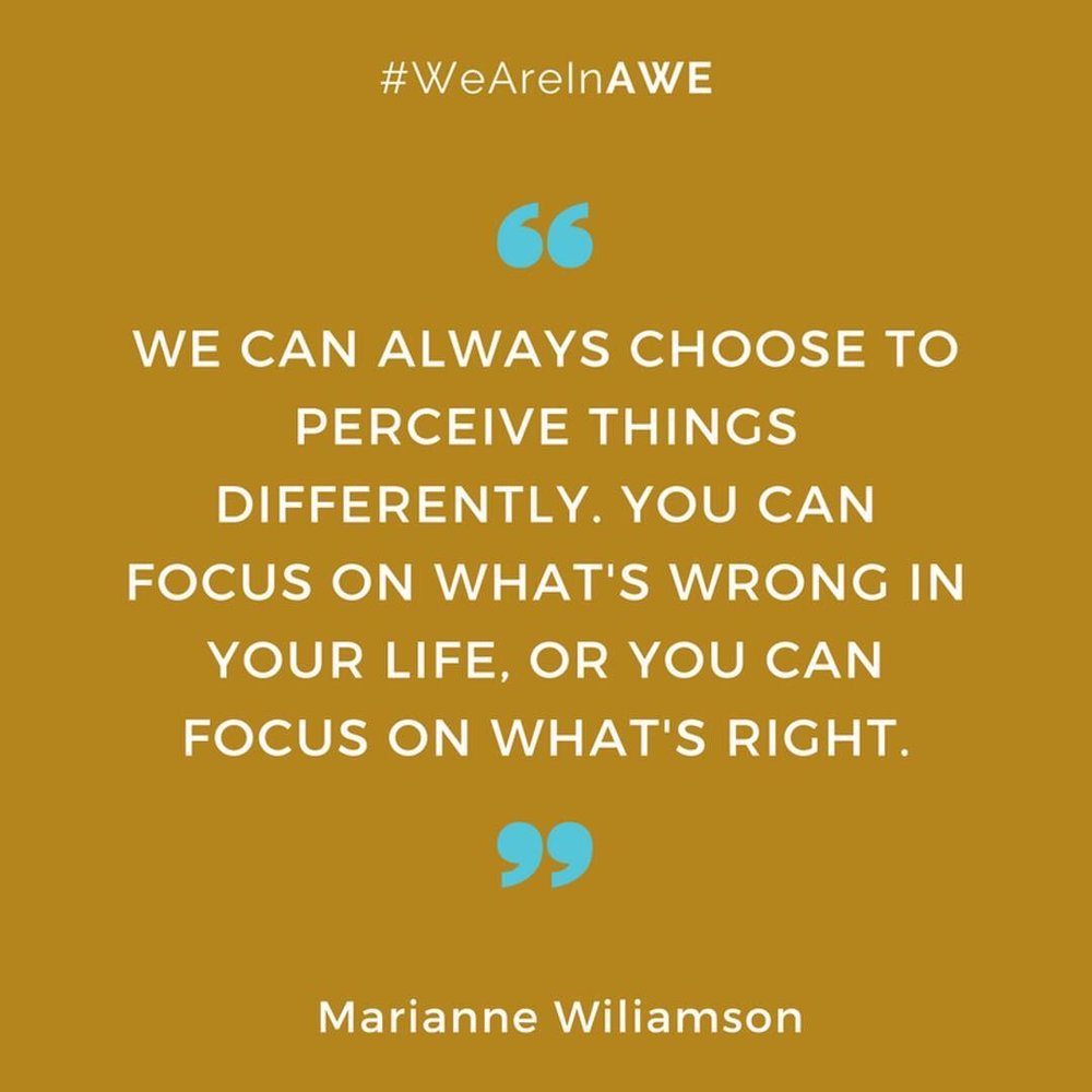 Quote by Marianne Wiliamson