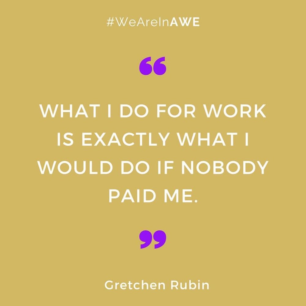 Quote by Gretchen Rubin