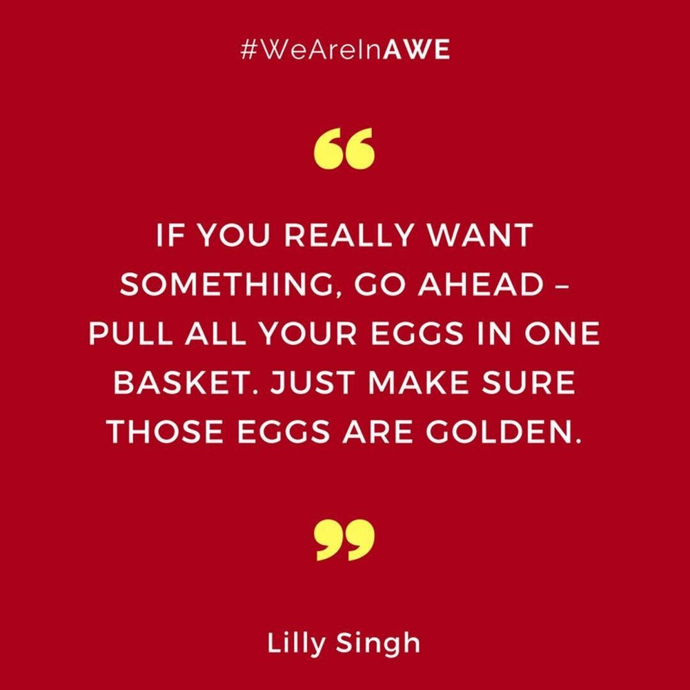 Quote by Lilly Singh