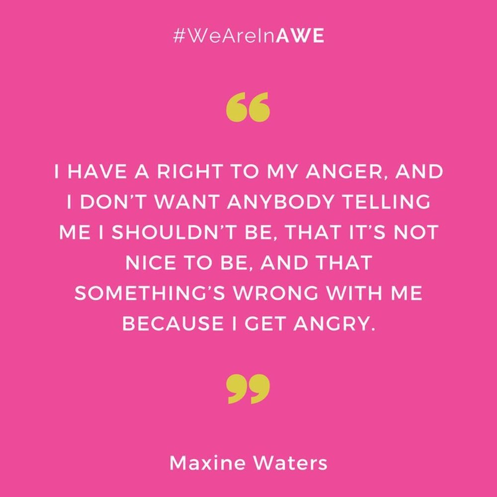 Quote by Maxine Waters