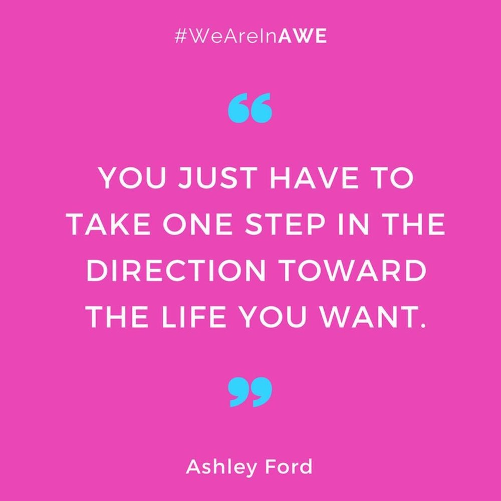 Quote by Ashley Ford